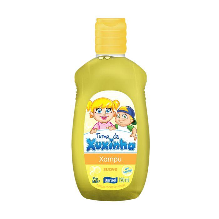 shampoo turma da xuxinha 120ml suave