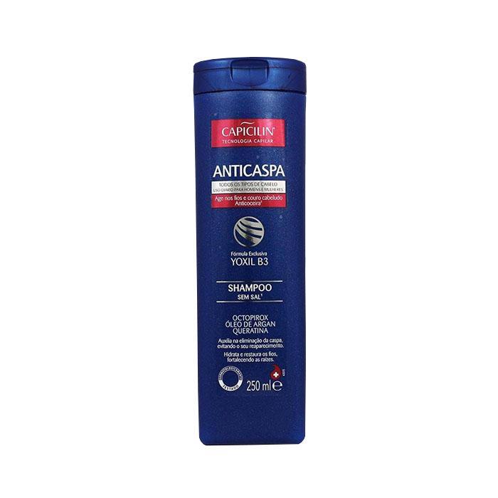shampoo capicilin anticaspa 250ml