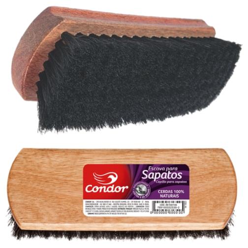 escova para sapato condor ref 01
