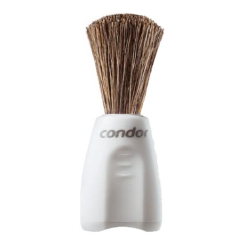 pincel de barbear condor cerdas naturais ref 2008