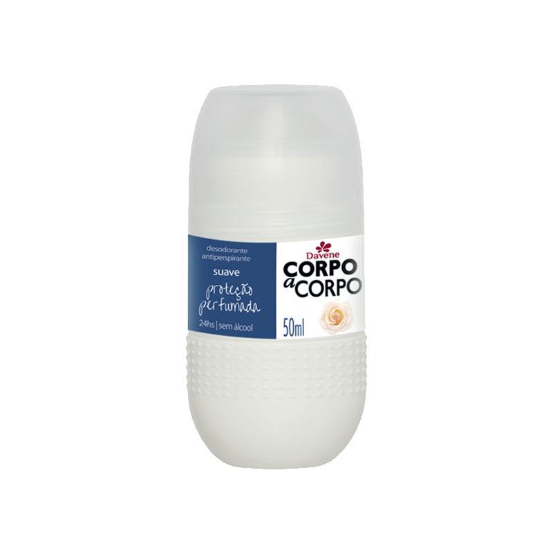 desodorante davene corpo a corpo suave 50ml