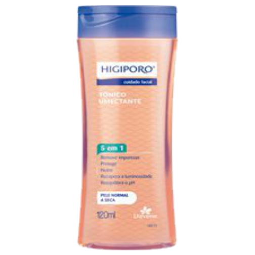 higiporo davene 2 pele normal a seca 120ml
