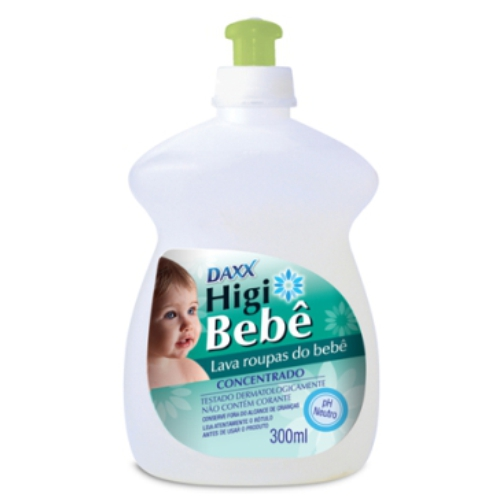 sab cr daxx 300ml higi bebe lava roupa conc un