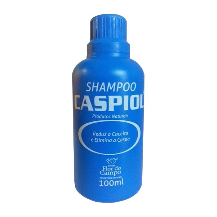 shampoo caspiol 100ml