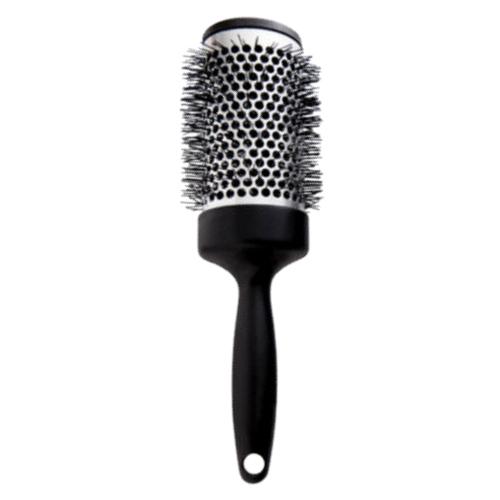 escova de cabelo escobel profissional torcida 44mm ionizada