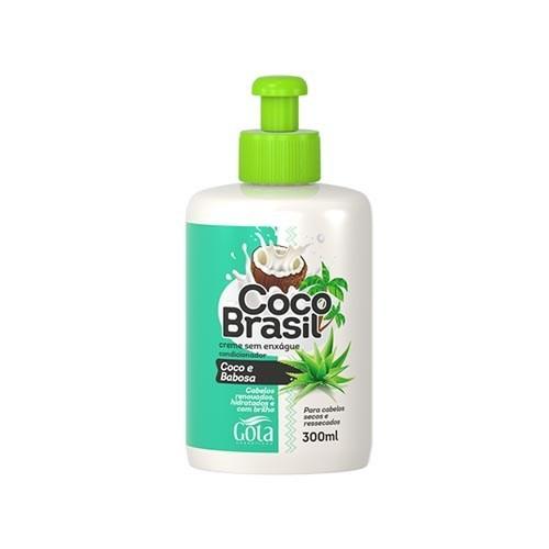 cr pent gota d. coco brasil 300ml babosa