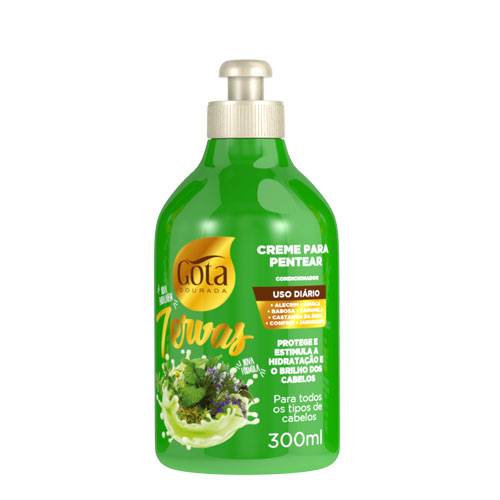 cr pent gota d. uso diario 300ml sete ervas