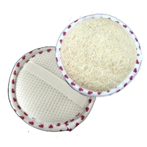 esponja banho facial hidra bela e01 un
