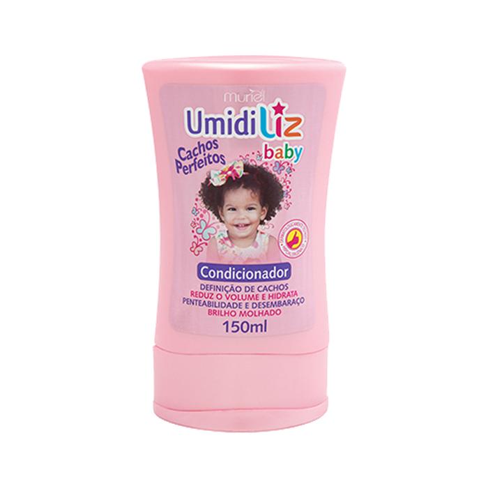 condicionador muriel umidiliz baby menina 150ml