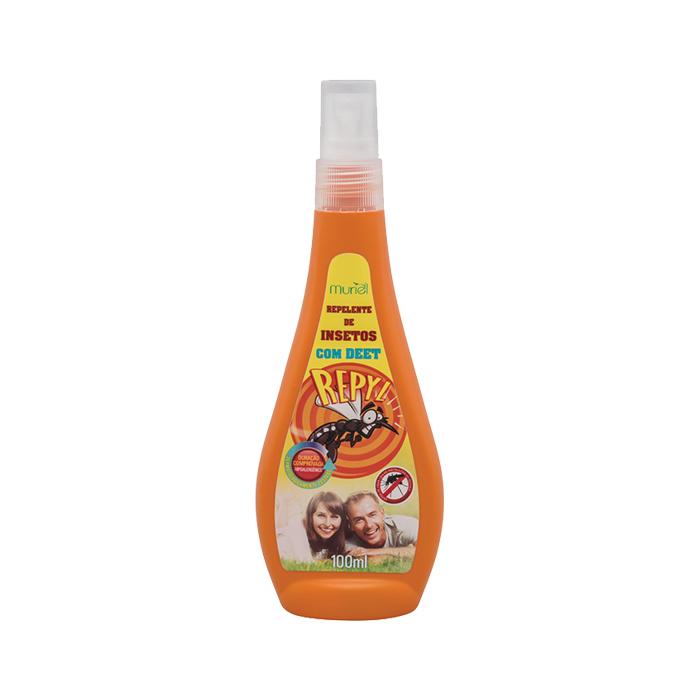 repelente muriel repyl tradicional spray 100ml