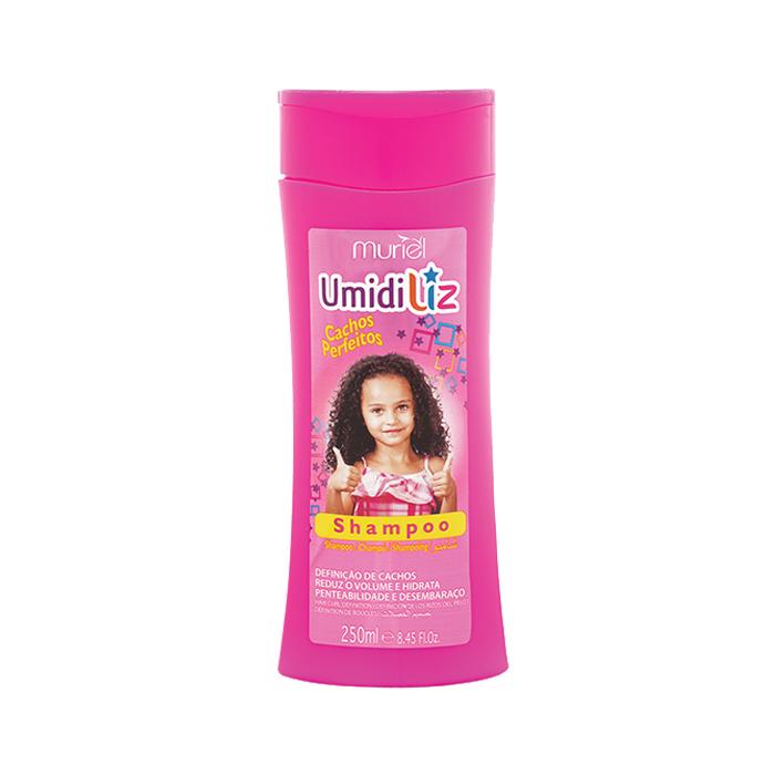 shampoo muriel umidiliz kids 250ml