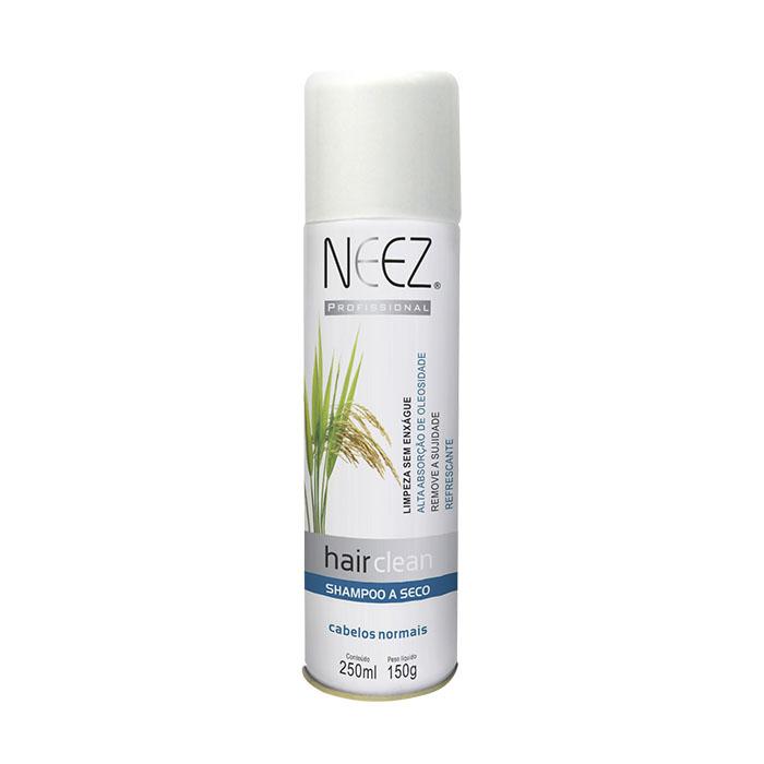 shampoo neez a seco cabelos normais 250ml