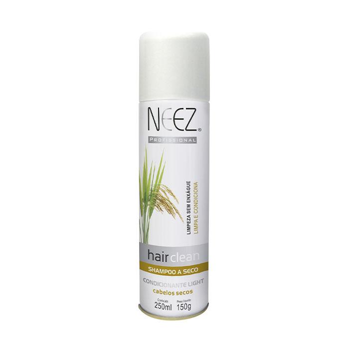 shampoo neez a seco cabelos secos 250ml