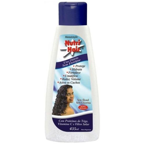 umidificante nutri hair proteinas 435ml