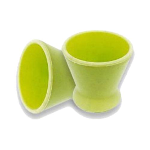 pote dappen preven silicone pequeno amarelo blister