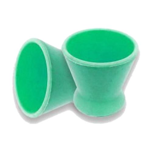 pote dappen preven silicone pequeno verde agua blister