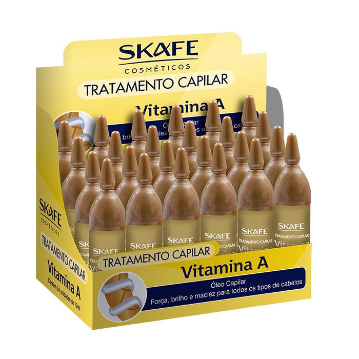ampola skafe 10ml vitamina a 24un display