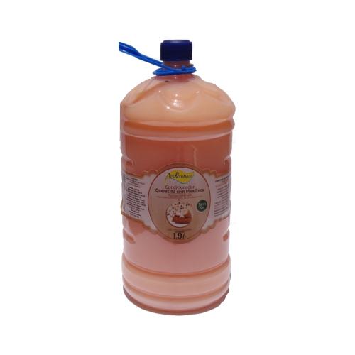 condicionador queratina com mandioca tok bothânico sem sal - 1,9l