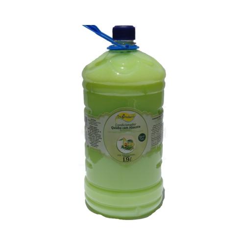 condicionador tok bothânico quiabo com abacate sem sal - 1,9l