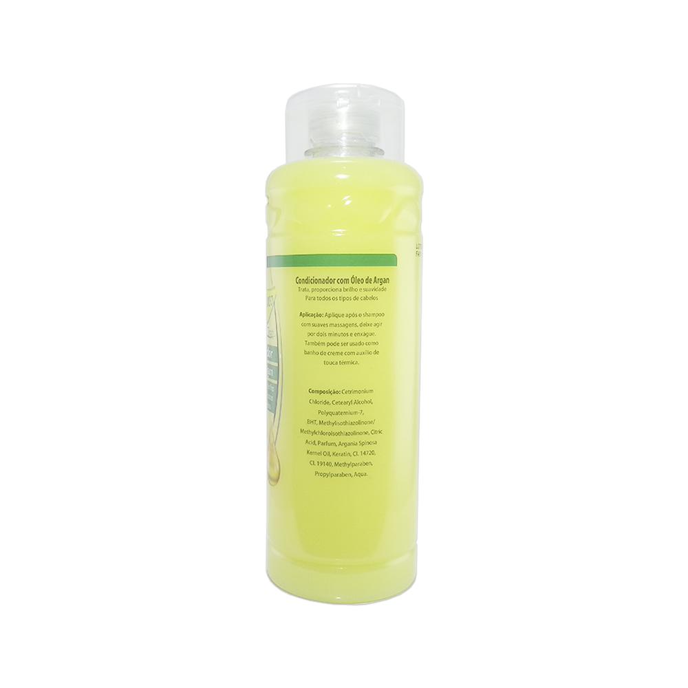 condicionador tok bothânico óleo de argan sem sal - 500ml