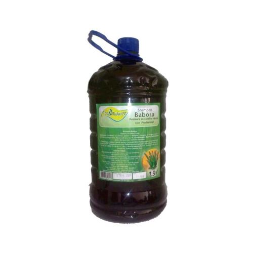 shampoo babosa tok bothânico - 1,9l