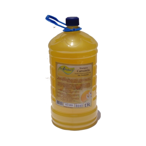shampoo tok bothânico camomila -1,9l