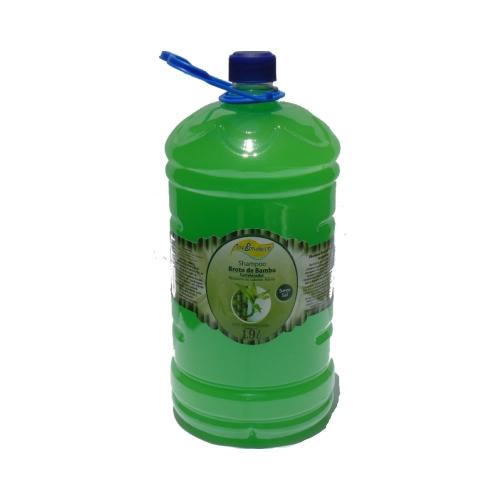 shampoo broto de bambu tok bothânico sem sal - 1,9l