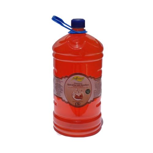 shampoo queratina com mandioca tok bothânico sem sal - 1,9l
