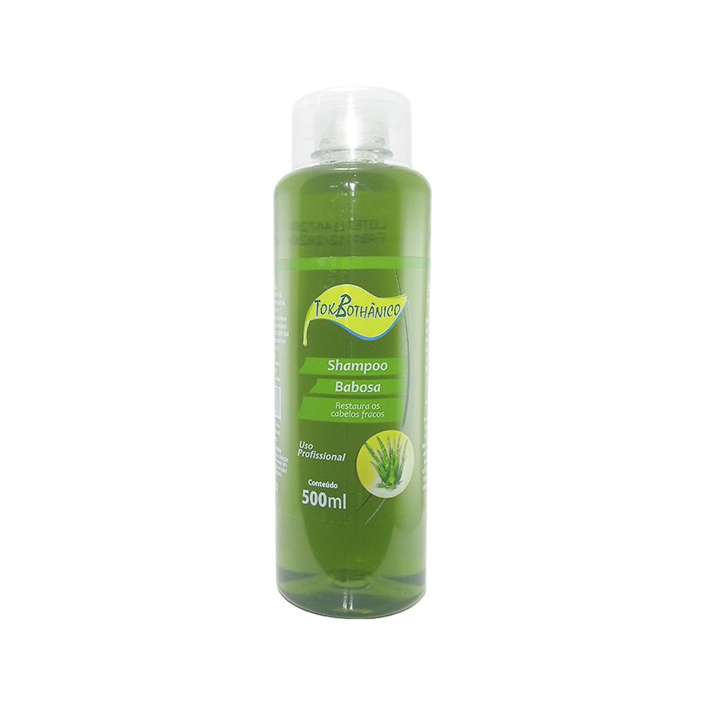shampoo tok bothânico babosa - 500ml