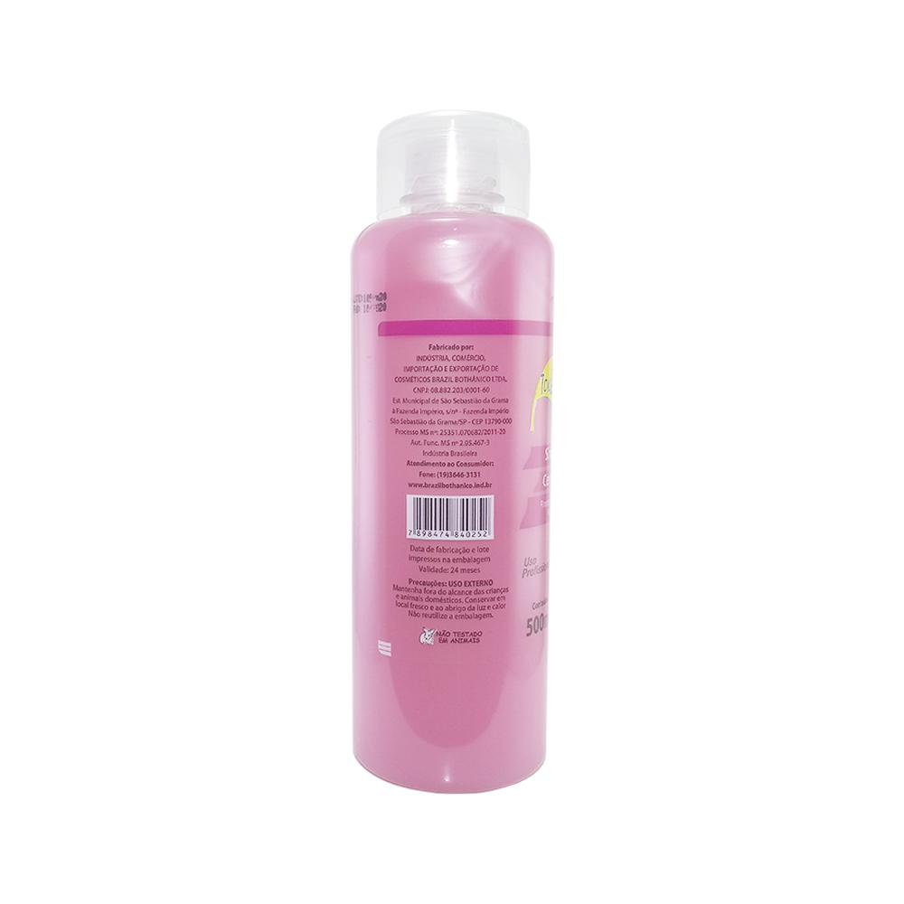 shampoo tok bothânico ceramidas - 500ml