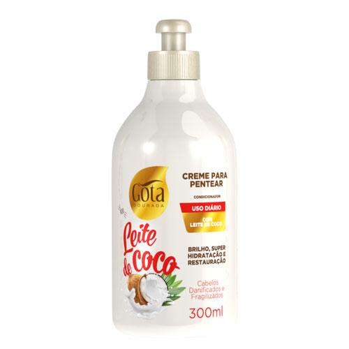 cr pent gota d. uso diario 300ml leite coco