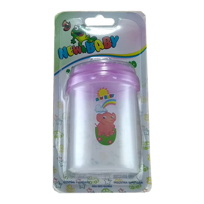 copo new baby junior rosa ref151 un pct