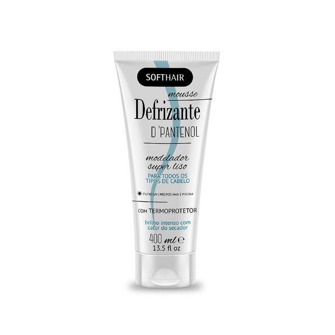 defrizante softhair d pantenol 400ml
