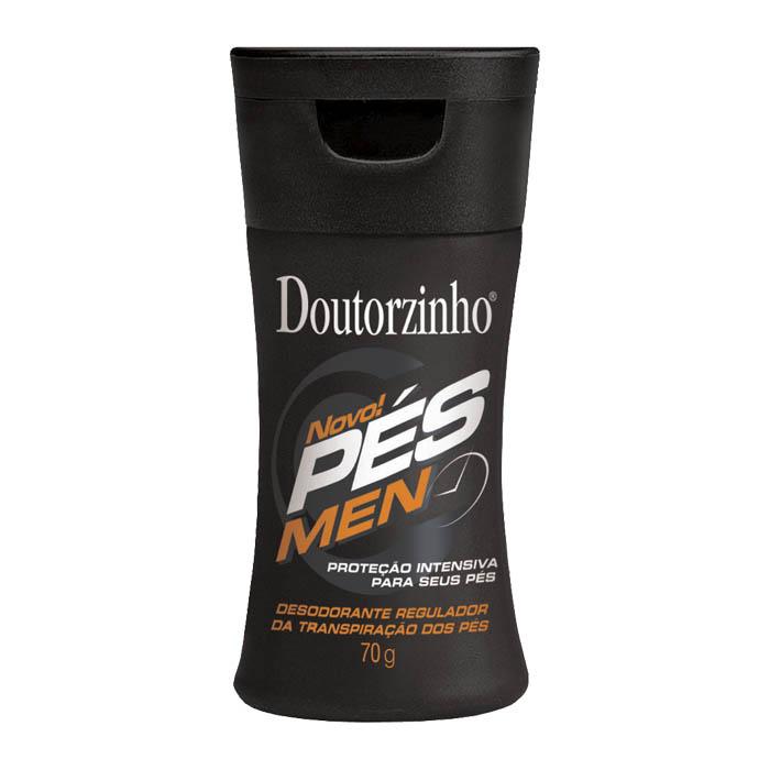 desodorante pes doutorzinho men 70g un