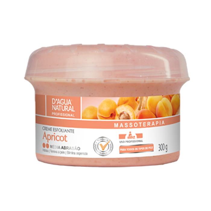 cr esfoliante d.natural 300gr apricot media un