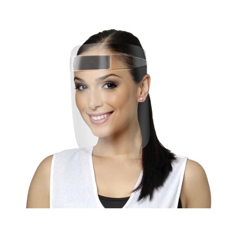 prot facial sta clara plast transparente ref5346