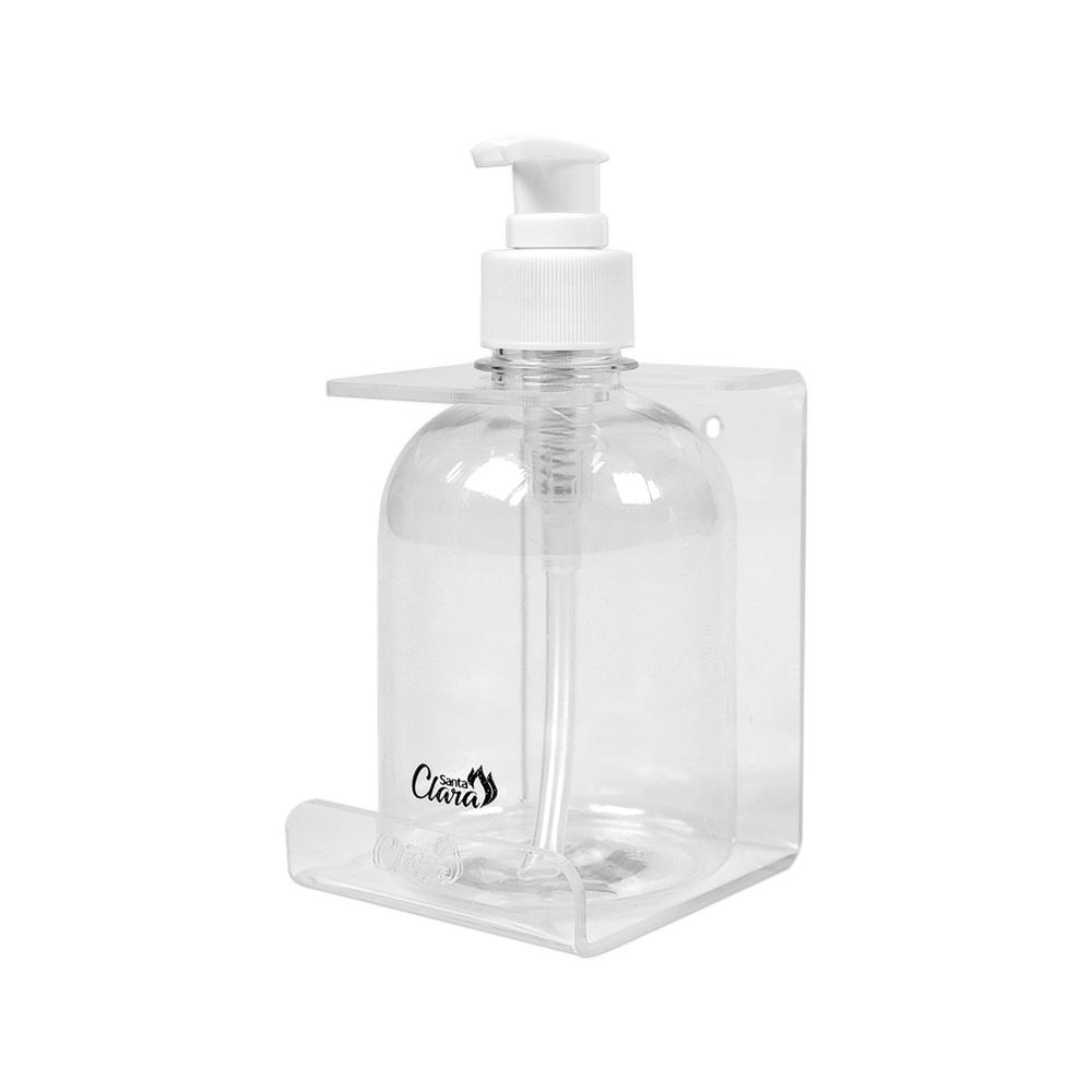 suporte sta clara alcool gel 480ml ref5350 un