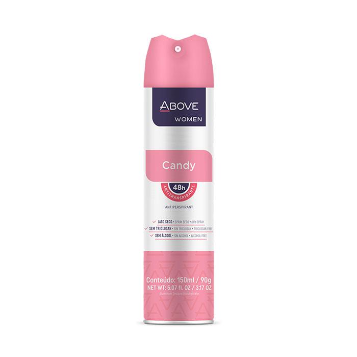 desodorante above candy - 150ml
