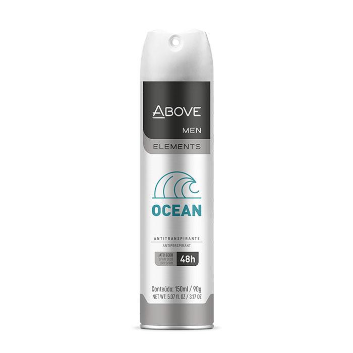 desodorante above elements ocean - 150ml