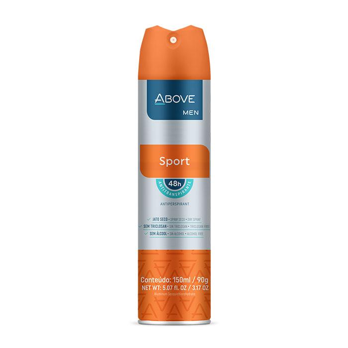 desodorante above sport - 150ml