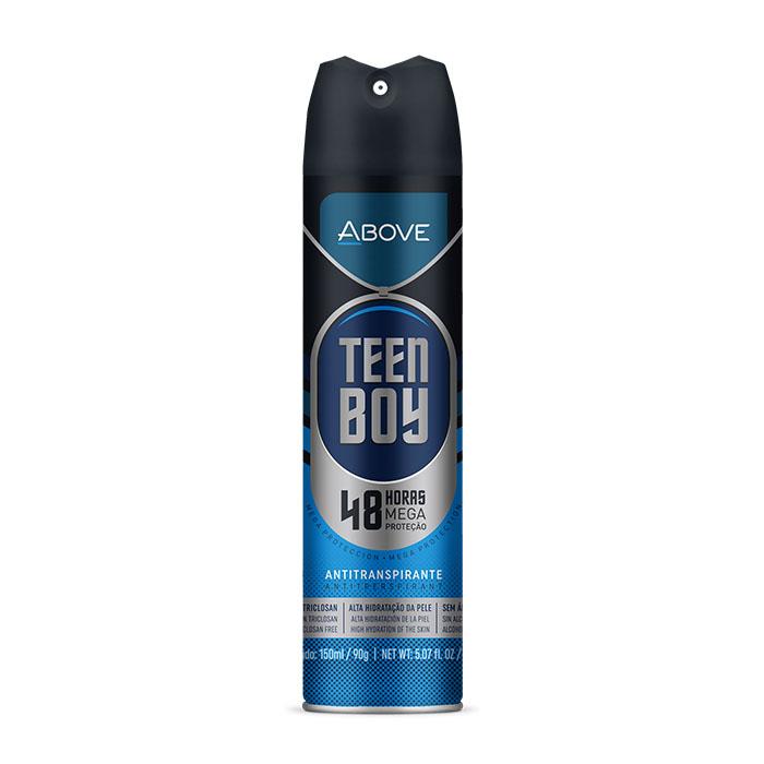 desodorante above teen boy - 150ml