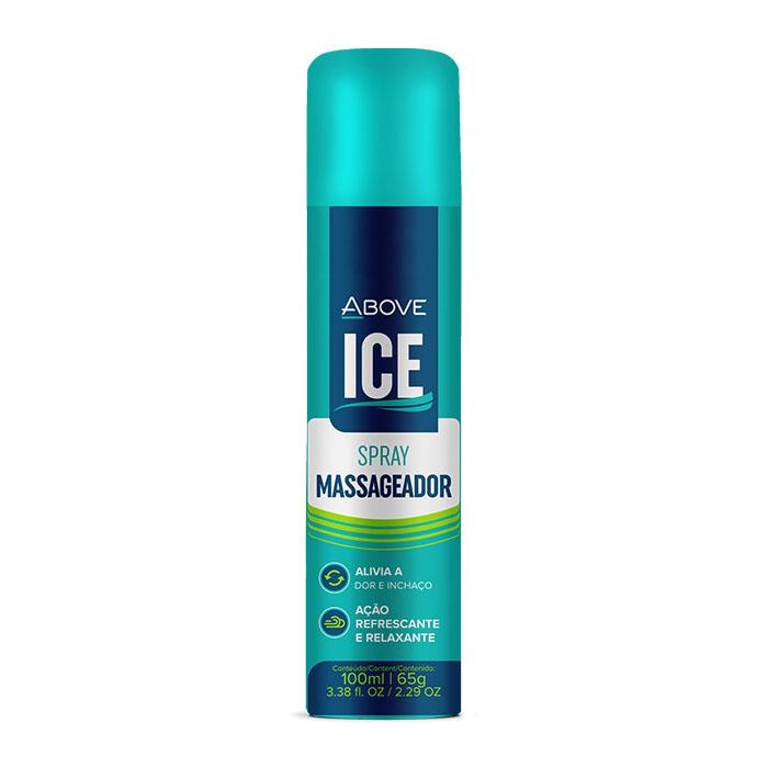 spray massageador above ice - 100ml