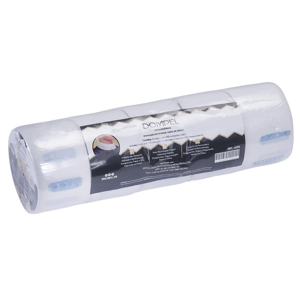gola higienica dompel rolo 100un ref4595 un