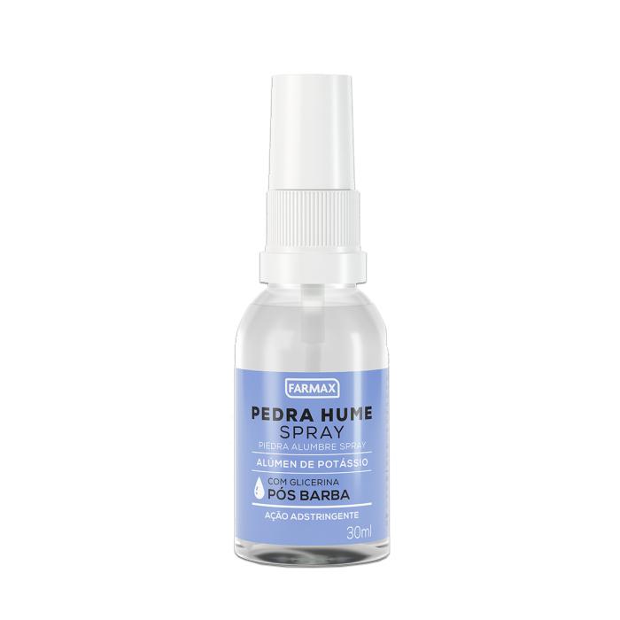 pedra hume farmax spray com glicerina 30ml