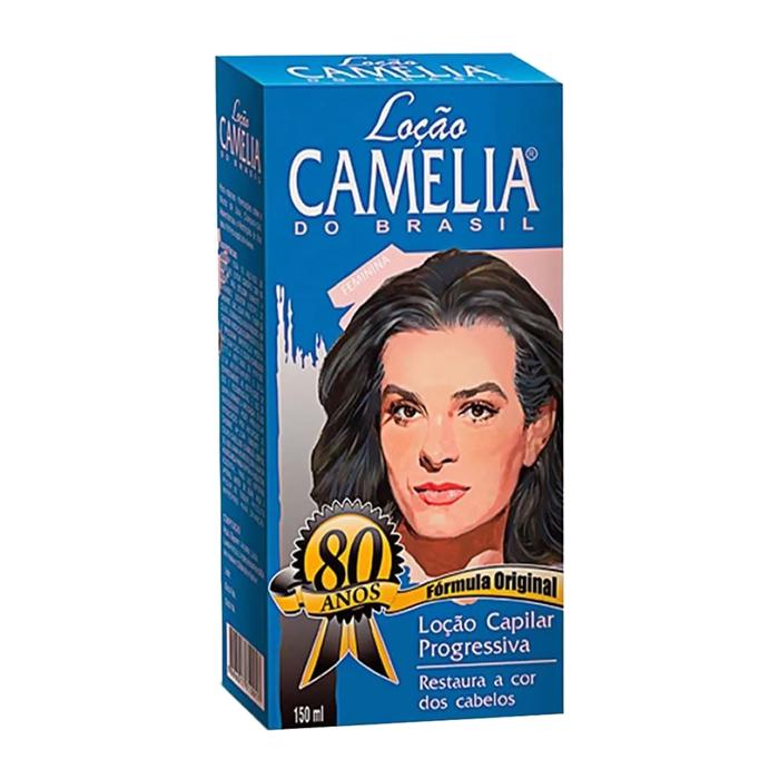 loção camelia do brasil feminina 150 ml un