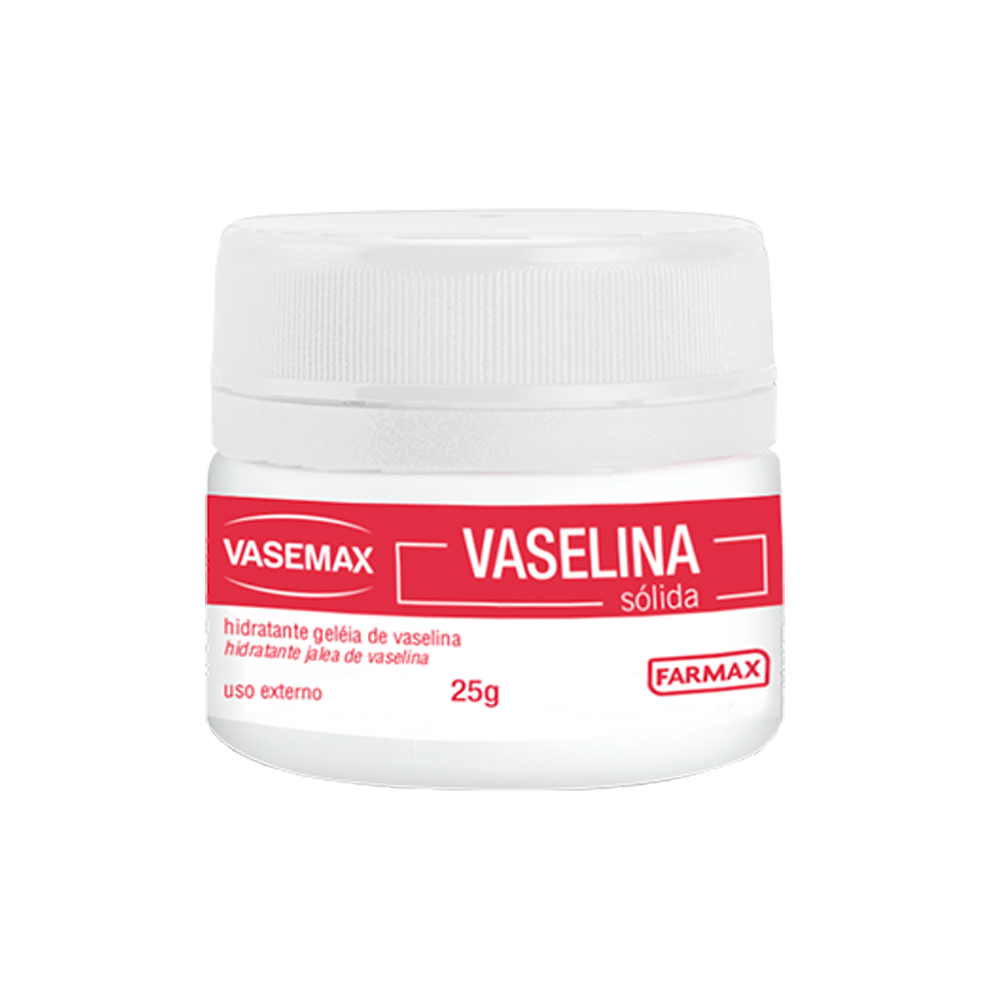 vaselina farmax geleia 25g un