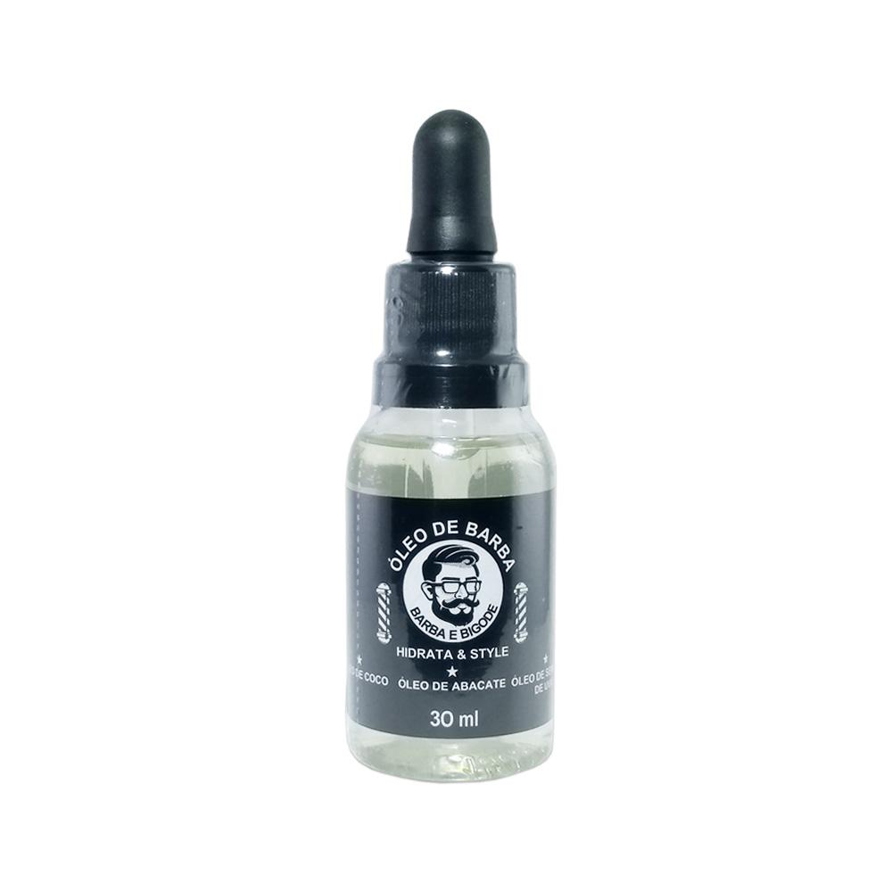 óleo de barba e bigode anaconda hidrata & style 10ml