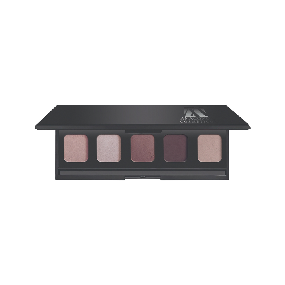 paleta sombras anaconda cosméticos nude basic 10g